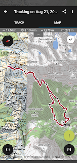 Valtorta to Rifugio Grassi - tracks for this hike on Outdoor Active.