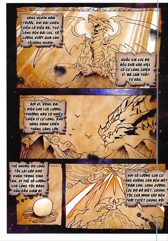 Băng Hỏa Ma Trù chap 61 - Trang 3