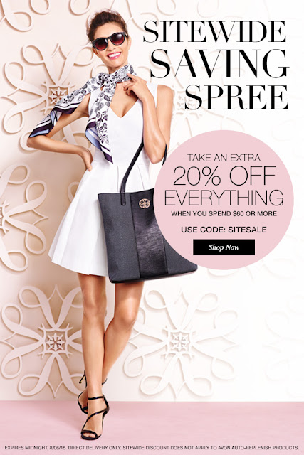 New Avon Discount Coupon for August 2015