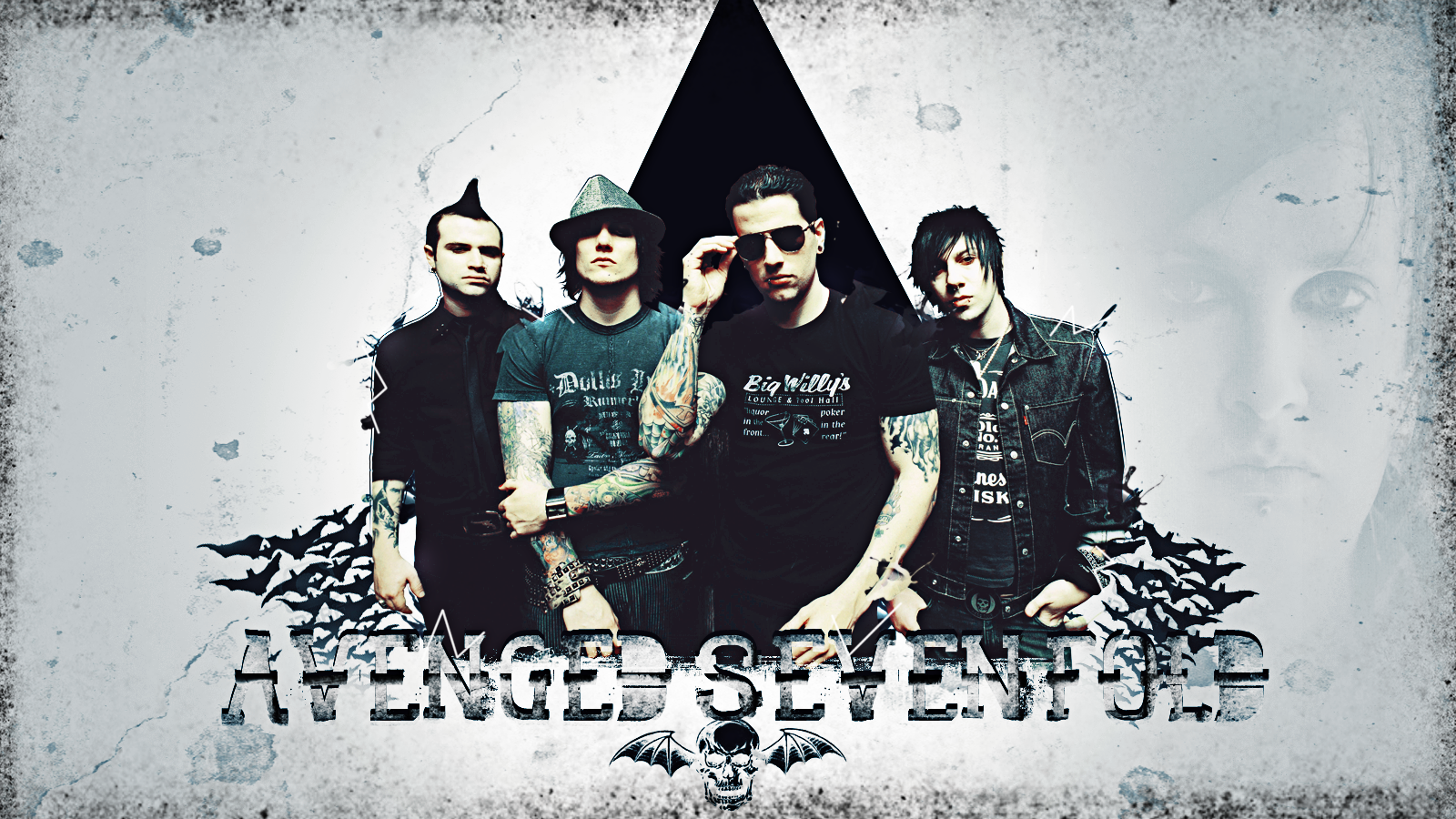 wallpapers hd for mac: Avenged Sevenfold Wallpaper High ...