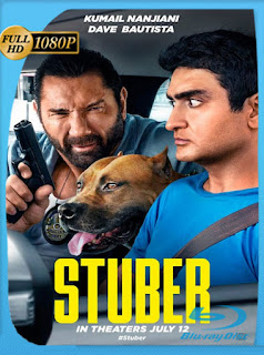 Stuber (2019) HD [1080P] Latino [Google Drive] Panchirulo