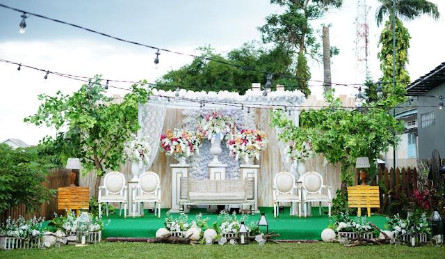 Tips Mendapatkan Paket Pernikahan Garden Party Murah
