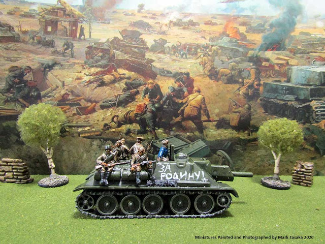 Pegasus Hobbies 1/72 SU-122 Assault Gun