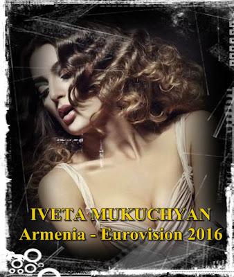WIKI IVETA MUKUCHYAN ARMENIA LOVE WAVE la EUROVISION 2016
