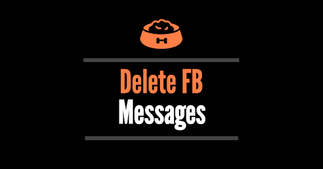 How can you get deleted Facebook messages back
