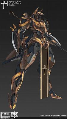 Braccio di Suthmir (Iron Saga - Anubis - Gameduchy Inc.)