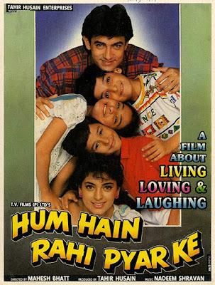 Hum Hain Rahi Pyar Ke 1993 Hindi 720p HDRip 1.1GB