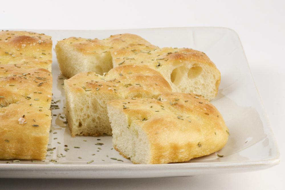 Here Is The Recipe Focaccia