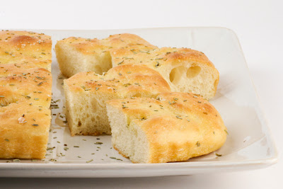 Here Is The Recipe Focaccia