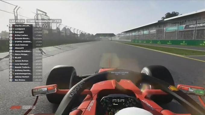 Leclerc wygrywa wirtualne GP Wietnamu