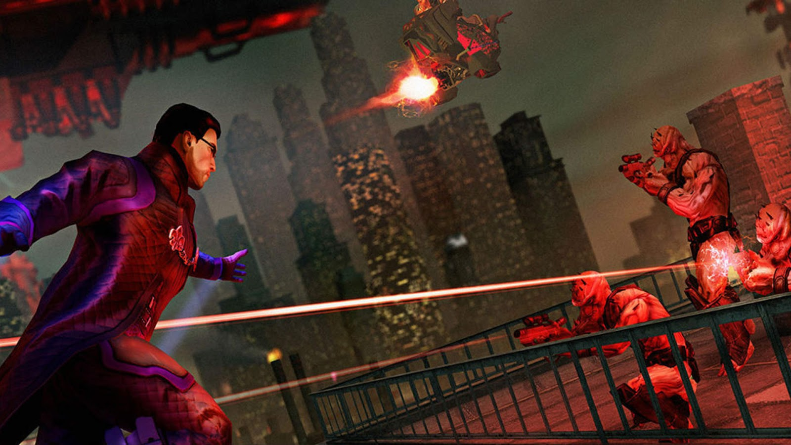 Saints Row IV: Re-Elected (PS4 / PlayStation 4) Game