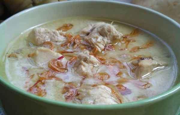 Resep Masakan ayam sederhana
