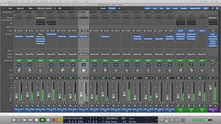 Click to download Logic Pro X templates.