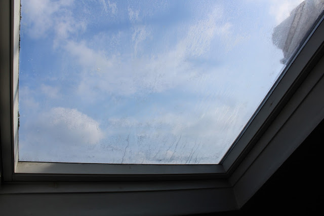 condensation in roof window
