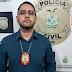 PC-AM prende homem em cumprimento a mandado de prisão preventiva por latrocínio em Manacapuru