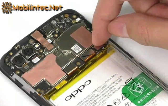 detachable non-removable oppo a37f battery