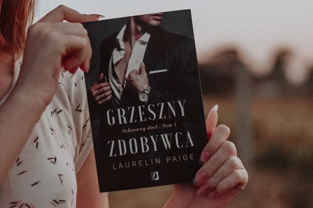 """Laurelin Paige - ,,Grzeszny zdobywca"""" (recenzja)"""