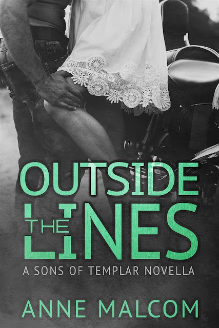 Outside the lines | The sons of templar #2.5 | Anne Malcom