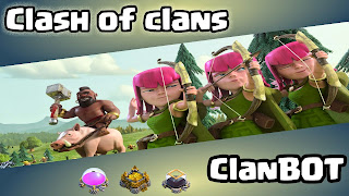 ClashBot Premium VIP Version