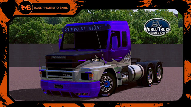 Scania, Scania 113, 113, Scania Personalizada, Skins, Skins Wtds, Skins World Truck
