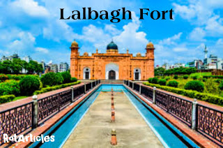 Explore the Historical Site of Bangladesh | Lalbagh Fort