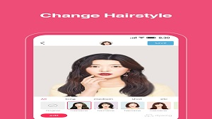 Hairfit K-pop Hairstyle Simulator