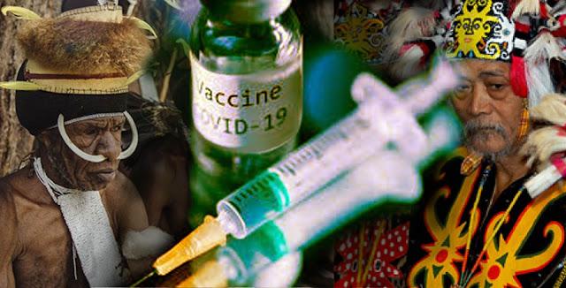 Tak Punya NIK, Masyarakat Adat Terancam Tidak Bisa Vaksin
