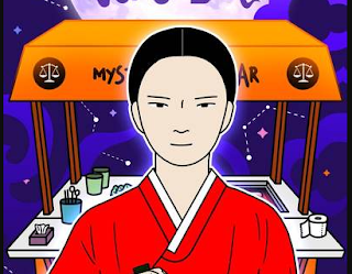 Mystic Pop-Up Bar webtoon