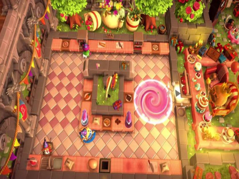 Overcooked All You Can Eat Birthday Party PC Game Free Download