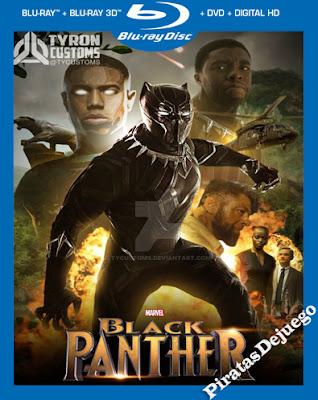 Pantera Negra (2018) HD 1080P Latino
