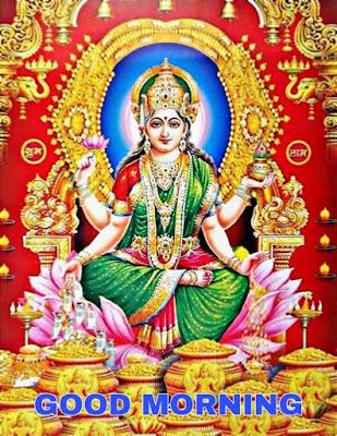 good morning lakshmi god images