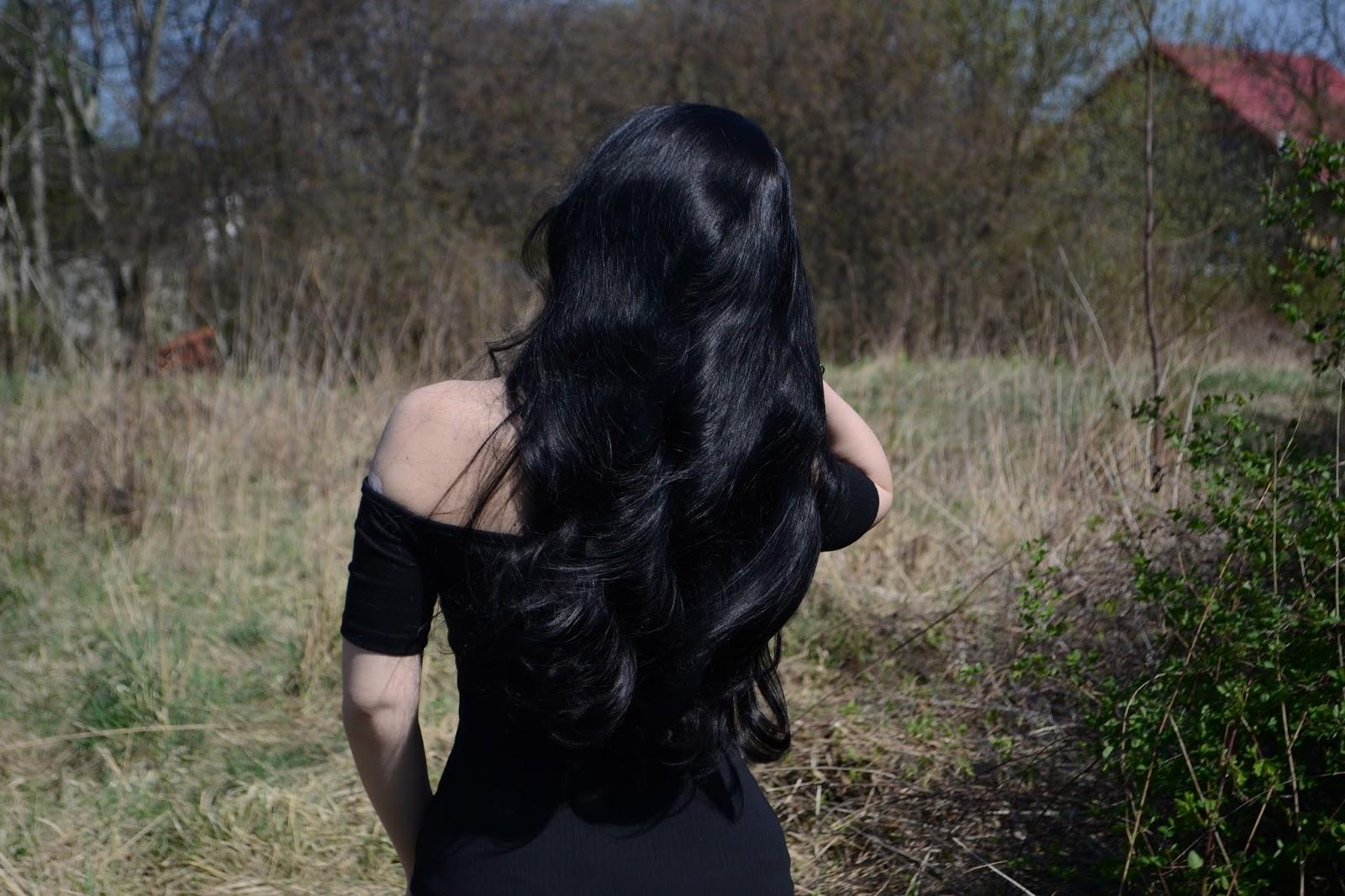 Moje dwa ulubione sposoby na włosy strączkujące się (zbijające w kolonie, wygladające na tłuste zaraz po umyciu), matowe i bez życia