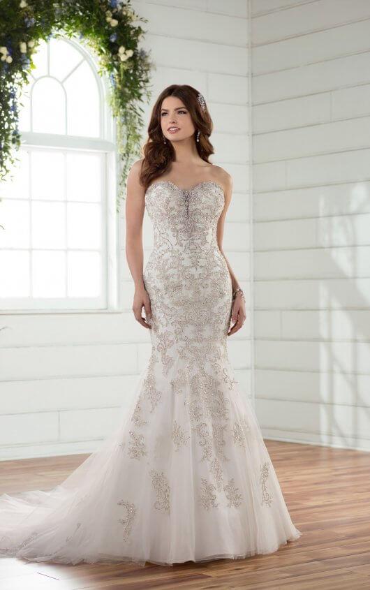 Bridal Inspiration 40 Rustic Wedding Dresses Explore Weddings Ideas