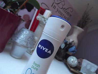 dezodorant Fresh & Pure