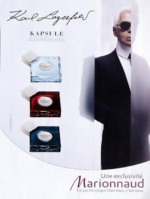Kapsule (2008) Karl Lagerfeld