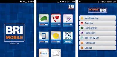 Layanan Fitur Internet Banking BRI