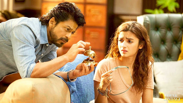 Download Dear Zindagi (2016) Hindi Full Movie 720p Bluray || MoviesBaba 1