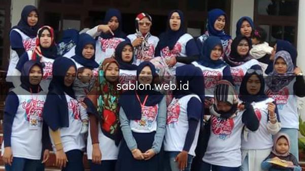 Desain Sablon Kaos Reuni Sekolah SMP SMA Gratis Desain