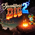 SteamWorld Dig 2 releases a gem of a launch trailer