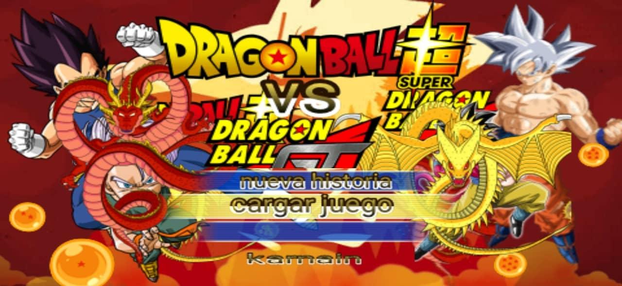 Dragon Ball Super Vs Heroes Vs GT DBZ TTT MOD Download