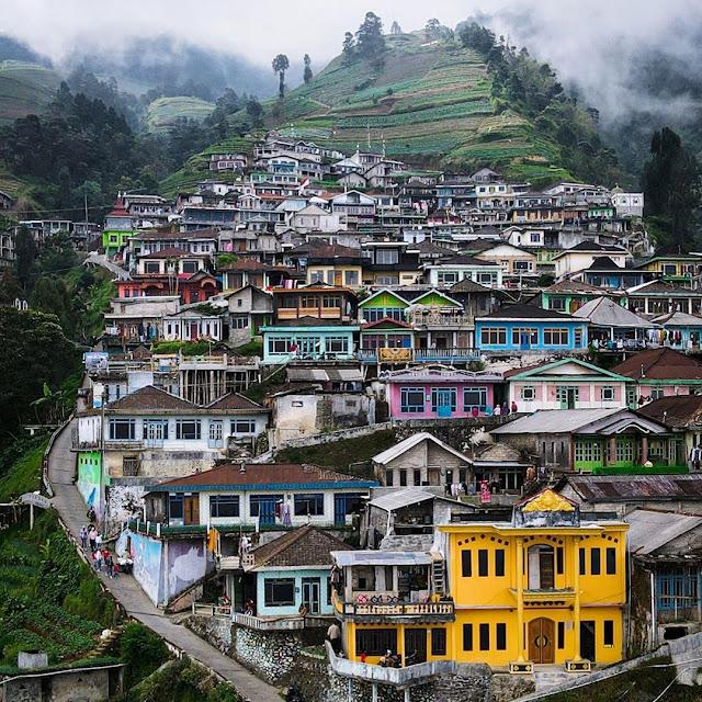 Wisata Magelang Dusun Butuh