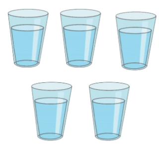lima gelas air www.simplenews.me
