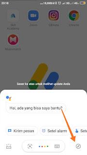 Cara mematikan google asisten