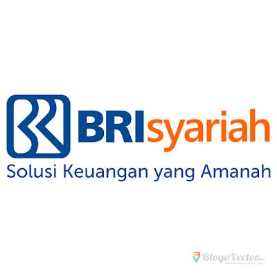Bank BRI Syariah Logo Vector