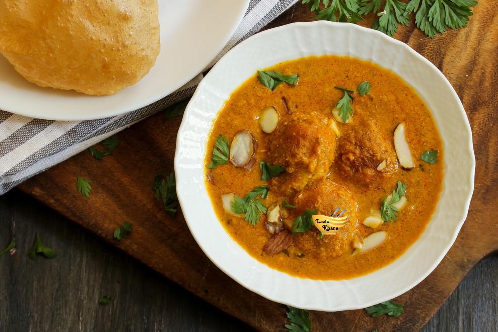Aloo Kofta Recipe in Hindi