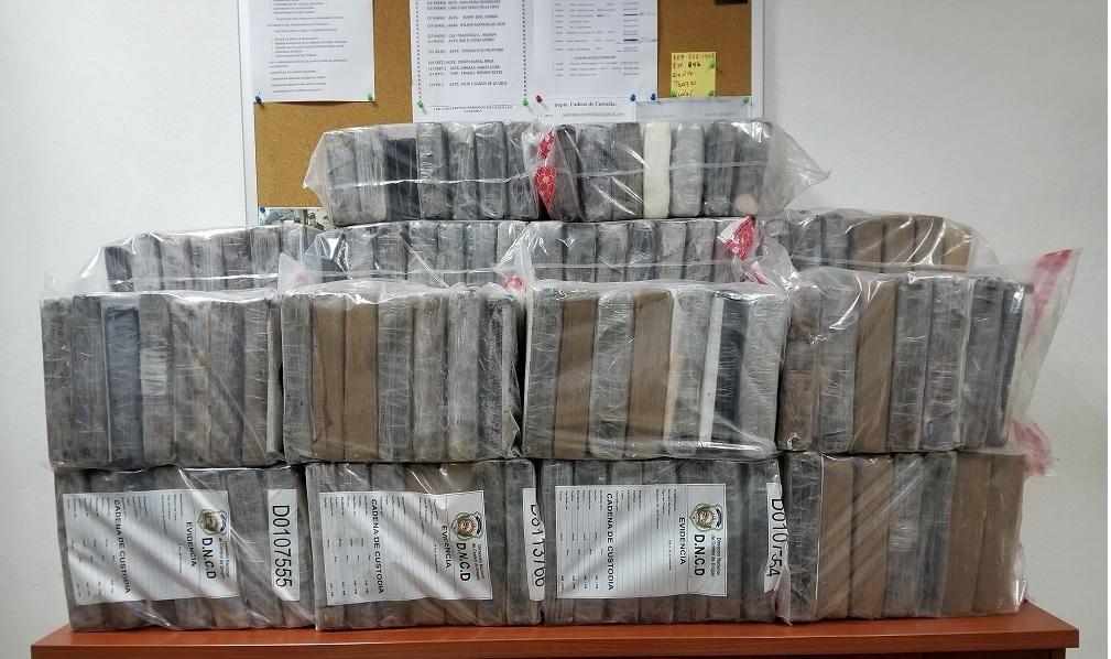 Ocupan otros 249 paquetes drogas en puerto de República Dominicana
