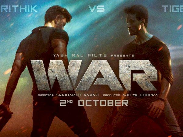 वॉर मूवी कलेक्शन,तीन दिन में कमाए इतने करोड़ war movie tree days collection in hindi