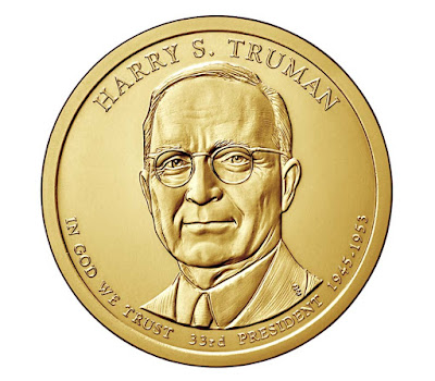 Harry S. Truman, 33rd President of the United States - Presidential Dollar