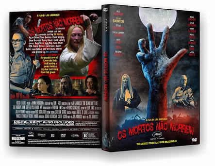 DVD OS MORTOS NÃO MORREM - ISO