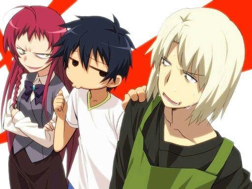 Salah Satu Anime Action Romance Yang Populer Di Musim Tayang Spring 2013 Berbarengan Dengan Tayangnya Shingeki No Kyojin
